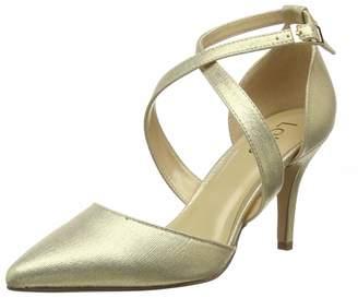 Lotus Women's Justine Closed Toe Heels