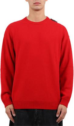 Balenciaga Red Sweater