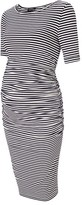 Isabella Oliver Women's Arlington Stripe Maternity Dress