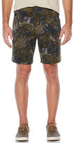 Perry Ellis Active Camo Neoprene Shorts