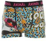 Disney Muppets Kids Junior Boys Animal Single Boxer Shorts Comfort Fit Underwear New