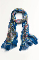 J. Jill Perfect Paisley Scarf