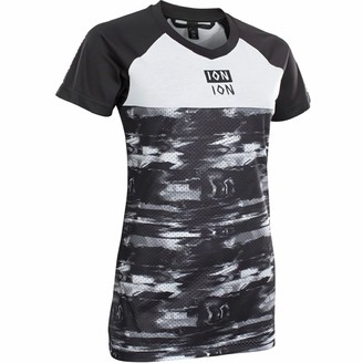 Ion Scrub AMP Distortion Short-Sleeve Jersey - Women's