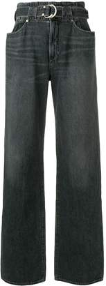 Atelier Jean wide leg jeans