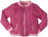 Design History Lace Jacket (Toddler/Kid) - Mod Pink-3T