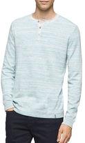 Calvin Klein Long Sleeve Henley
