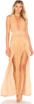 Lovers + Friends x REVOLVE Naomi Gown in Pink. - size 12 (also in 2,4,8)