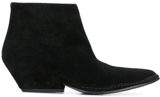 Del Carlo Western Style Boots