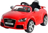Kid motorz Audi TT RS 6V Ride-On by Kid Motorz