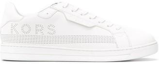 Michael Kors Perforated Low-Top Sneakers