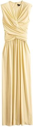 Isabel Marant Guciene Dress in Light Yellow