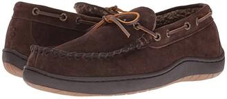 Tempur-Pedic Therman (Chocolate) Men's Slippers