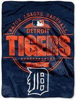 Northwest Company Detroit Tigers Micro Raschel Structure Blanket
