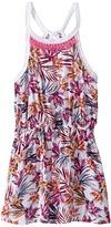 Splendid Littles All Over Print with Fringe Trim Dress Girl's Dress