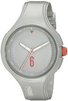 Puma Women's PU911201008 Wave Analog Display Quartz Grey Watch