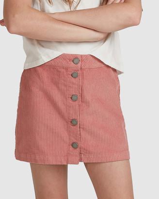 Roxy Girls 8-14 Moon And Sun Midi Skirt