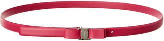 Salvatore Ferragamo Vara Leather Belt