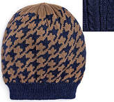 Muk Luks Men's Reversible Beanie