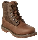 Timberland 6in Premium Double D-ring Leather Boot.