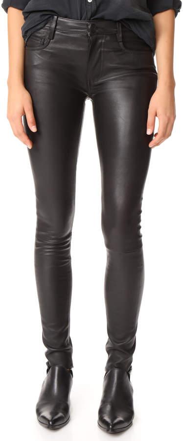 Mackage Peppa Leather Pants