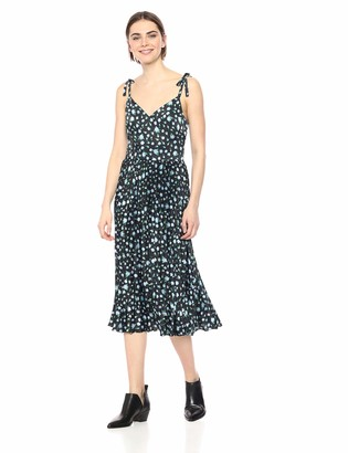 Betsey Johnson Women's Pleated Dress