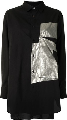 Y's Reflective Patch Shirt