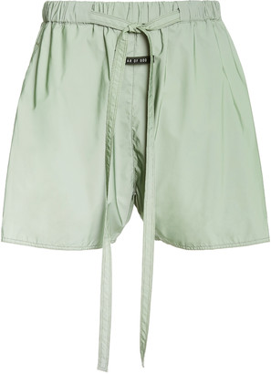 Fear Of God Military Physical Training Shell Shorts