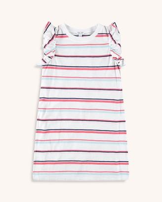 Splendid Girl Multi Stripe Dress