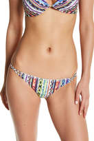 Ale By Alessandra Beach Blanket Strappy Bikini Bottoms