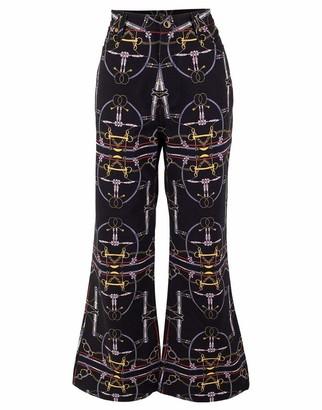 KHAITE Gabbie Print Jean