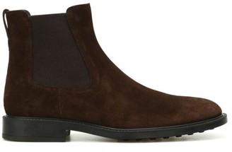 Tod's Slip On Chelsea Boots