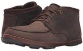OluKai Hamakua (Dark Wood/Toffee) Men's Shoes