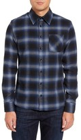 Slate & Stone Men's Michael Slim Fit Plaid Flannel Shirt