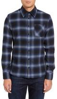 Slate & Stone Men's Michael Trim Fit Plaid Flannel Shirt