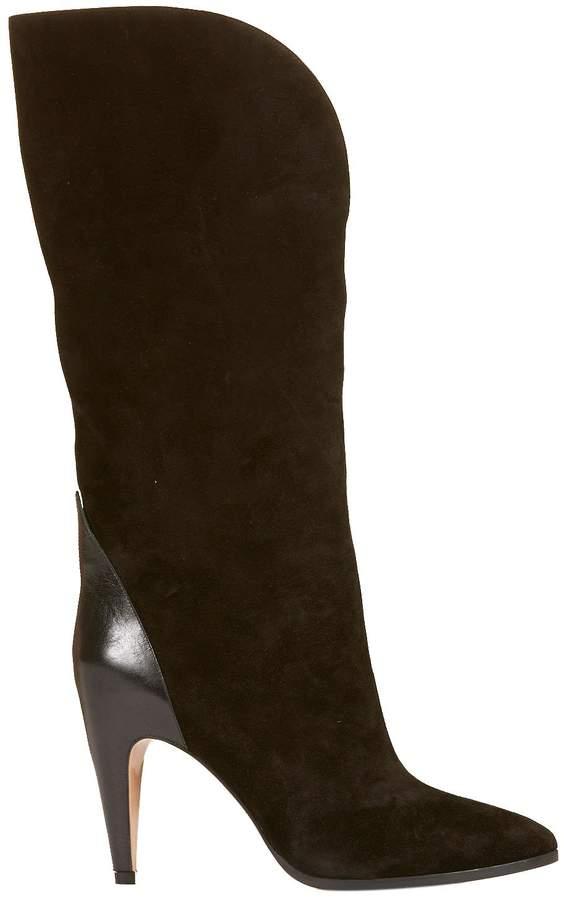 Givenchy Mid Calf Boots