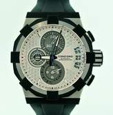 Concord C1 - Stainless Steel Chronograph Men's Watch - New! - MSRP $12,900
