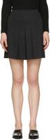 A.P.C. Black Martine Miniskirt