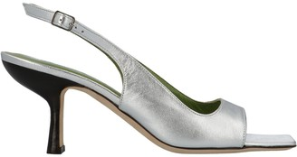 BY FAR Lopez Slingback Sandals