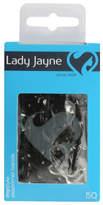 Lady Jayne Snagless Rubberised Elastics 50 Pack