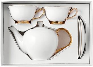 Ashdene Parisienne Teapot & 2 Teacup Set