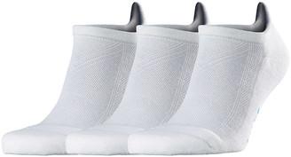 Falke Men's 3-Pack Cool Kick Sneaker Socks