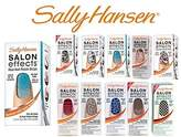 Sally Hansen Lot of 10 Salon Effects Real Nail Polish Strips - 10 Different Colors - No Repeats (No French)...