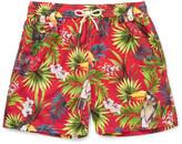 Polo Ralph Lauren Traveler Mid-Length Printed Swim Shorts