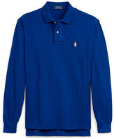 Polo Ralph Lauren Custom Fit Long-Sleeve Polo