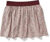 Old Navy Printed Circle Skirt for Girls