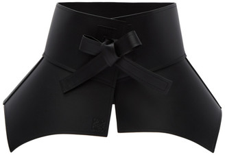 Loewe Black Obi Belt