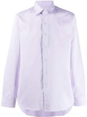 Canali classic tailored shirt