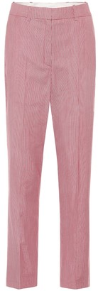 Racil Michael wool-blend straight pants