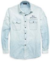 Big & Tall Polo Ralph Lauren Standard Fit Cotton Workshirt