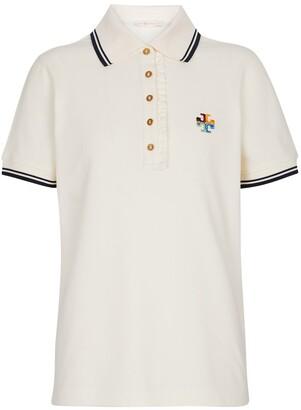 Tory Burch Cotton polo shirt